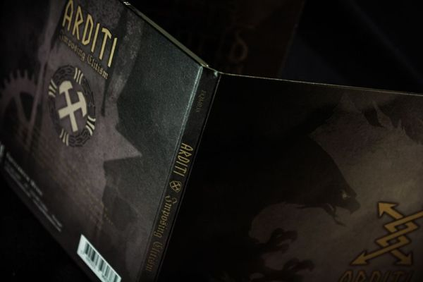 Imposing Elitism Digipak - Spine detail
