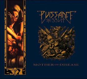 PUISSANCE - Mother of Disease DigipakCD