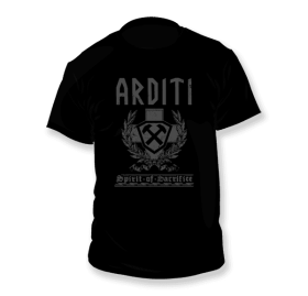 Spirit of Sacrifice - Black T-shirt