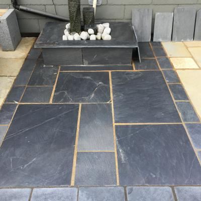 slate flooring from ardosia custom and