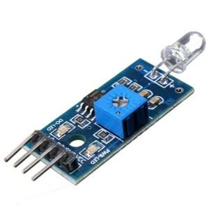 PhotoDiodo Sensore brightness Sensore photosensitive Sensore smart car Sensore Modulo per Arduino