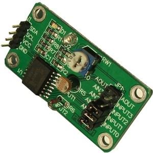 PCF8591 Modulo, AD / DA Convertitore Modulo, Analogico-to-Digitale / Digitale-Analogico Convertitore