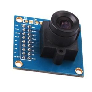 OV7670 camera Modulo microcontroller ARDUINO COMPATIBILE acquisition pictures