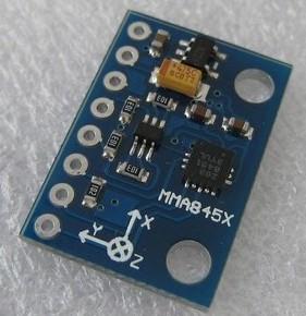 MMA8451 Modulo, Digitale triaxial Digitale Modulo, precision inclination Modulo arduino