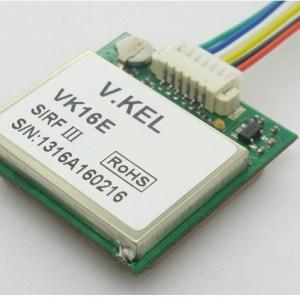 Modulo VK-16E SIRF3 GPS Segnale TTL / USB Compatibile Arduino ceramic antenna