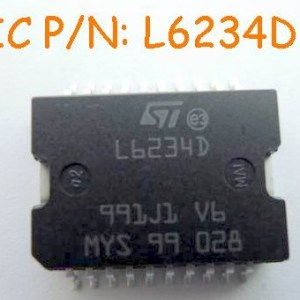 L6234D IC Circuiti Integrati