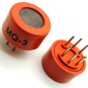 MQ-3 MQ3 alcohol Sensore, alcohol Sensore, alcohol gas Sensore