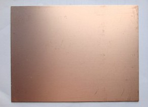 Double Side Fiberglass PCB board 15*20cm Thickness 1.5mm