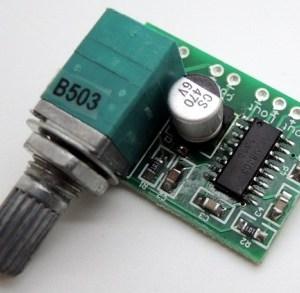 PAM8403 5V Digitale Scheda di amplificazione USB Alimentatore
