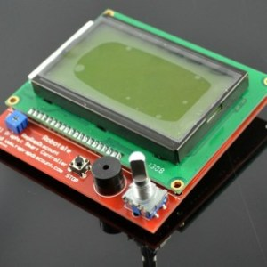 3D printer smart controller RAMPS1.4 LCD 12864 LCD controller