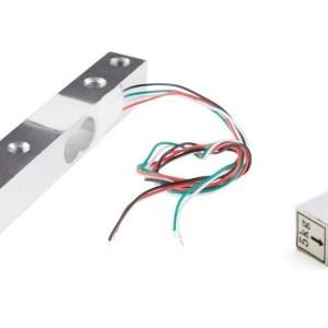 strain gauge Pressione Sensore for high-precision resistor load cell electronic scale Sensore 5KG