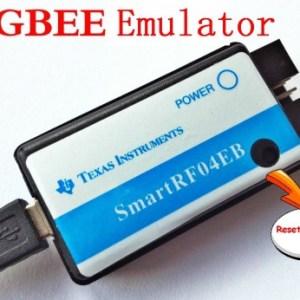 SmartRF04EB CC1110 CC2530 zigbee Emulator Programmatore