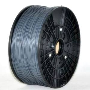 PLA 1.75mm 1KG 3D printer consumables gray HIGH QUALITY GARANTITA SU MAKERBOT, MULTIMAKER, ULTIMAKER, REPRAP, PRUSA
