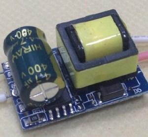 Alimentatore stabilizzato 5x1W LED Driver