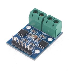 H-bridge Stepper Motore Dual DC Motore Driver Controller Board per Arduino HG7881
