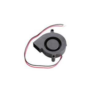 Black Brushless DC Cooling Blower Fan 5015S 5V 0.1-0.3A 50x15mm