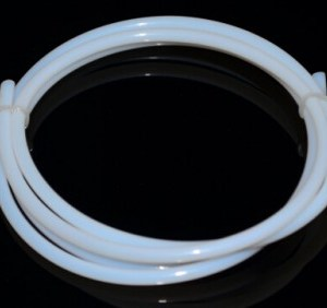 2*4 1.75mm remote sprinkler supplies Teflon tube feeding tube guide tube PTFE tube tetrafluoroethane 1mt