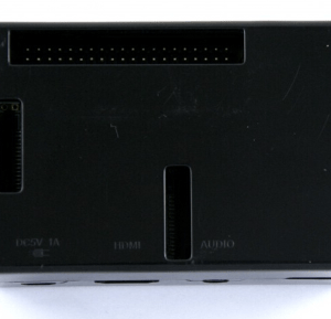 Raspberry PI 2 B+ Square Case Black