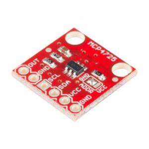 I2C MCP4725 DAC Breakout Scheda di Sviluppo 12Bit Resolution