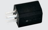 SW-660C 15 Degree Tilt Pulsante 4Pins Straight