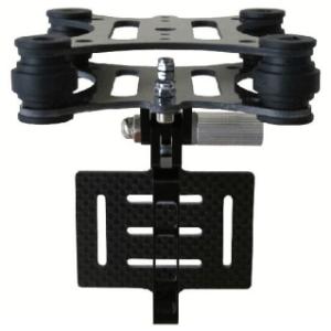 Carbon Fiber GOPRO3 Head
