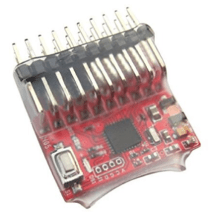 16CH Receiver PWM/PPM/SBUS/DBUS To Signal Converter Module For DJI NAZA Zero Flight Controller