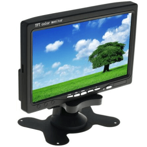 FPV 7-inch high-definition LCD monitor 800 * 480