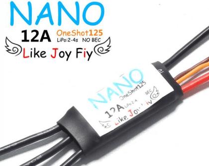 LJI Nano 12A ESC