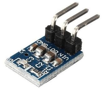 REGOLATORE di Tensione Modulo ams1117 tensione 3,3v 0,8a Step Down Arduino 54