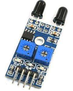 3.3-12V Regolabile Sensitive 2 Canali Flame Sensore Modulo