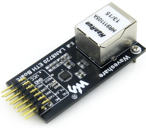 LAN8720 ETH Board 10100 Ethernet Physical Layer Ricetrasmittente PHY Ethernet Development Modulo