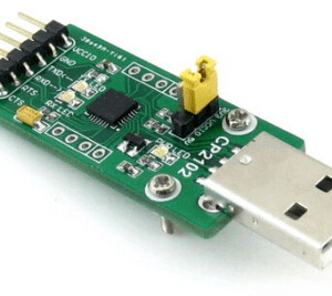 CP2102-GM CP2102 USB UART Board (type A)