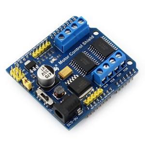 L293D Motore Control Shield Scheda Espansione Motore Drive Shield per Arduino Duemilanove Mega UNO 4 Canali H-bridge ESD protect