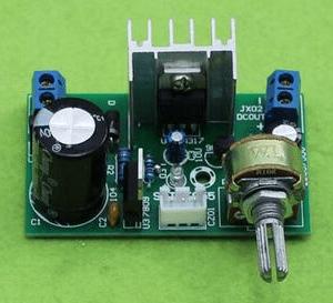 LM317 Power Surge Plates 1.5A 1.25V-37V Regolabile DC Power Board