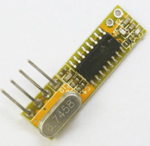 SYN470R Modulo RXB12 / 433MHZ wireless Ricevitore