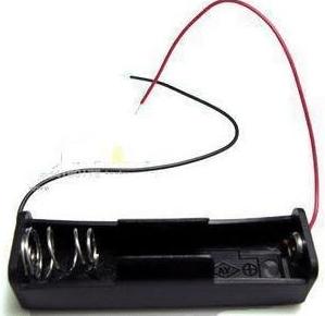1x18650 contenitore batterie