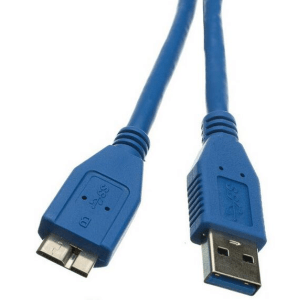 USB3.0 high-speed data lines U3-X06MC (AM TO micro 10pin) 1 Meter