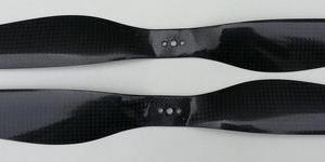 2460 Carbon Fiber Eliche CW+CCW 2 Pezzi/Pairs