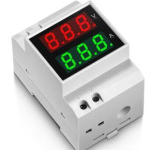 D52-2042 Voltmetro+Ampermeter Display 200-450V external CT 200A