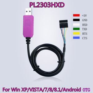 6Pin PL2303HXD USB To TTL/RS232