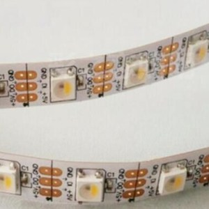 SK6812 RGBW 60LED/Meter IP67 5V LED Strip , Price for 1 Meter