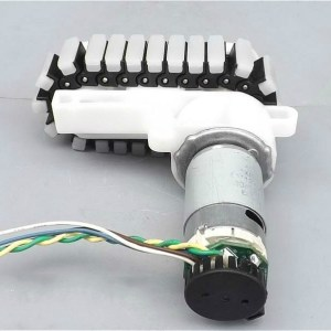 DC12V 7650RPM Track Telaio Motore All metal Gear Motore With Encoder For Intelligent Robot Model Carro Armato Sweeping Robot DIY