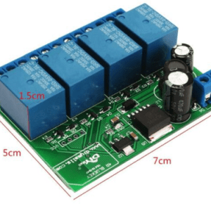 DC 5V 4 Canali 4ch Relè Board Modulo Bluetooth 4.0 BLE for Apple Android Phone