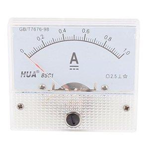Amperometro Analogico 85C1 Scala 1A