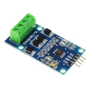 RS422 RX TX TTL FULL DUPLEX Convertitore Modulo max490 Arduino esp8266 esp32 STM
