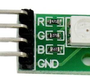 Modulo SMD a colori a 3 colori RGB a 3 pin con 4 pin per Arduino