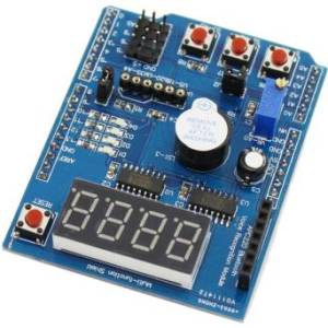 Arduino Shield Kit scheda di espansione multifunzione Shield Shield 2009 Controller UNO LENARDO 2560