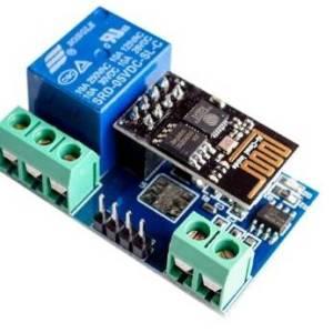 Modulo WIFI relè di rete DC 7-30V 5V 10A 10V ESP8266