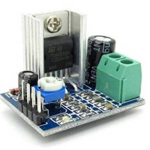 Modulo amplificatore audio TDA2030