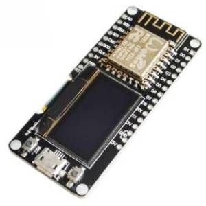 nodemcu WiFi e ESP8266 nodemcu + OLED da 0,96 pollici